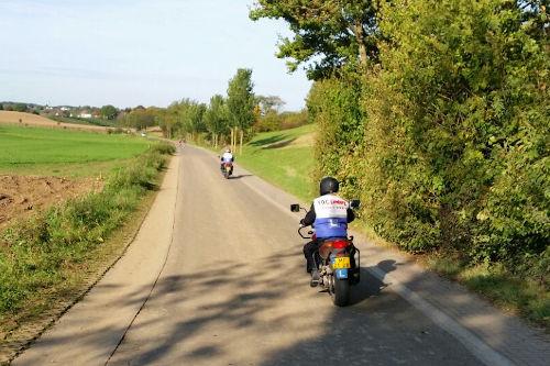 Motorrijbewijspoint Noordwijk examengarantie