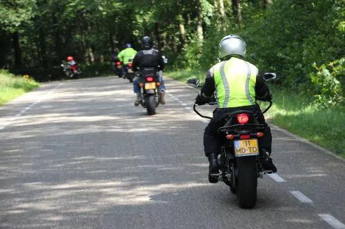 Motorrijbewijspoint Noordwijk motor lesplan