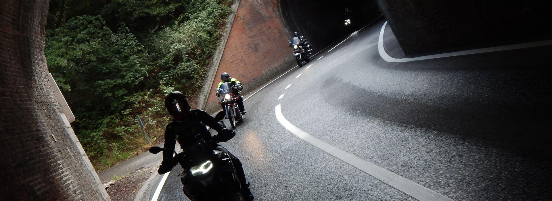 Motorrijbewijspoint Noordwijk motorrijlessen