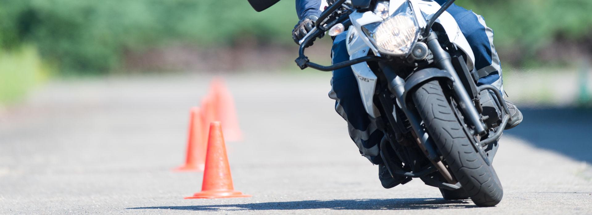 Motorrijbewijspoint Noordwijk motor rijvaardigheid