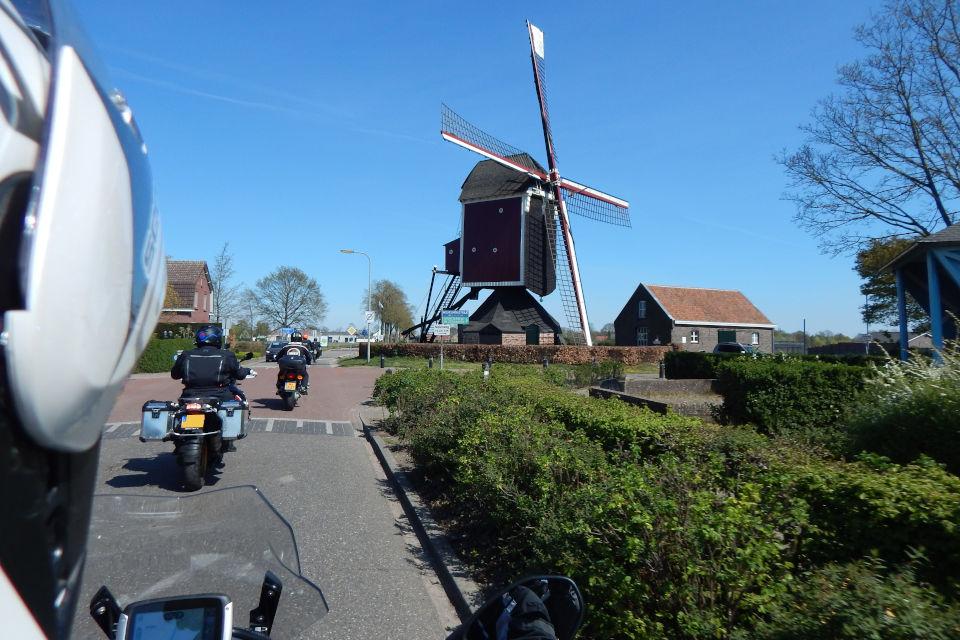 Motorrijbewijspoint Noordwijk motorrijlesplan